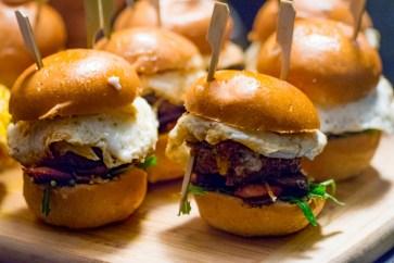 Black & Bleu American Grill Upscale Burger