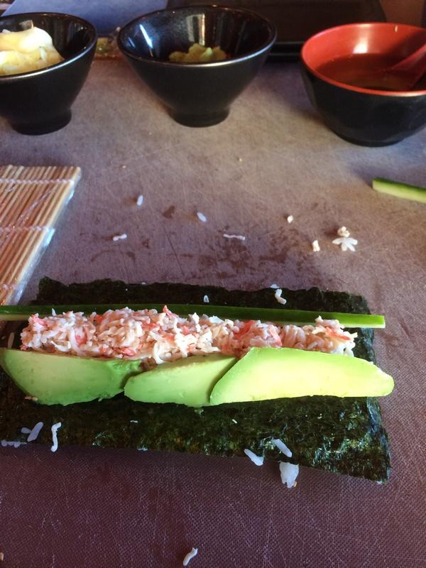 RA Sushi hook up Iscriviti