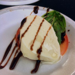 Spokes on Southern Caprese