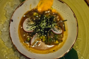 ToroTuna Nikkei Ceviche