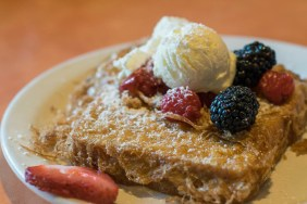 OBH Triple Berry French Toast
