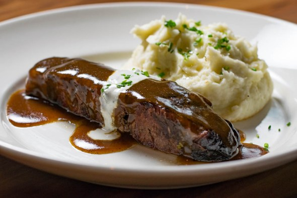 Paul Martin Braised Short Rib