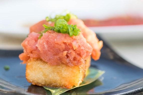 Sushi Roku Spicy Tuna Hanabi