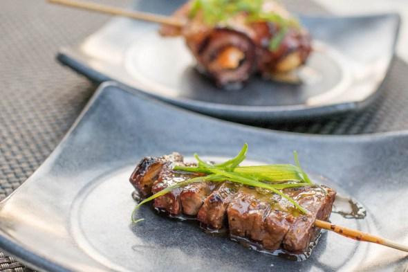 Sushi Roku Kobe Beef Skewer