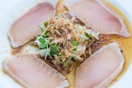 Sushi Roku Albacore Sashimi