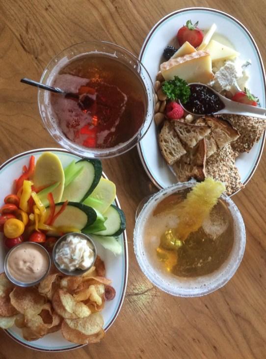 Happy Hour Snack Cafe ZuZu Top 2