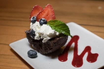 Salty Sow Chocolate Truffe Cake