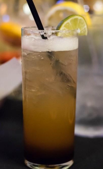 El Palacio Cocktail