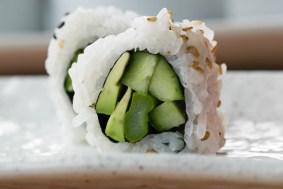 Asparagus Avocado Roll