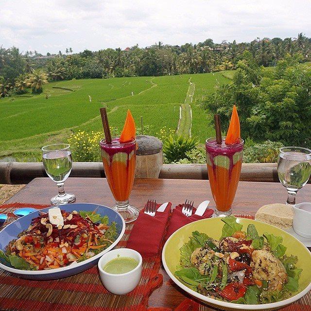Sari Organic, Ubud, Bali