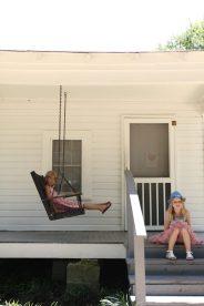 Huset i Tupelo där Elvis växte upp