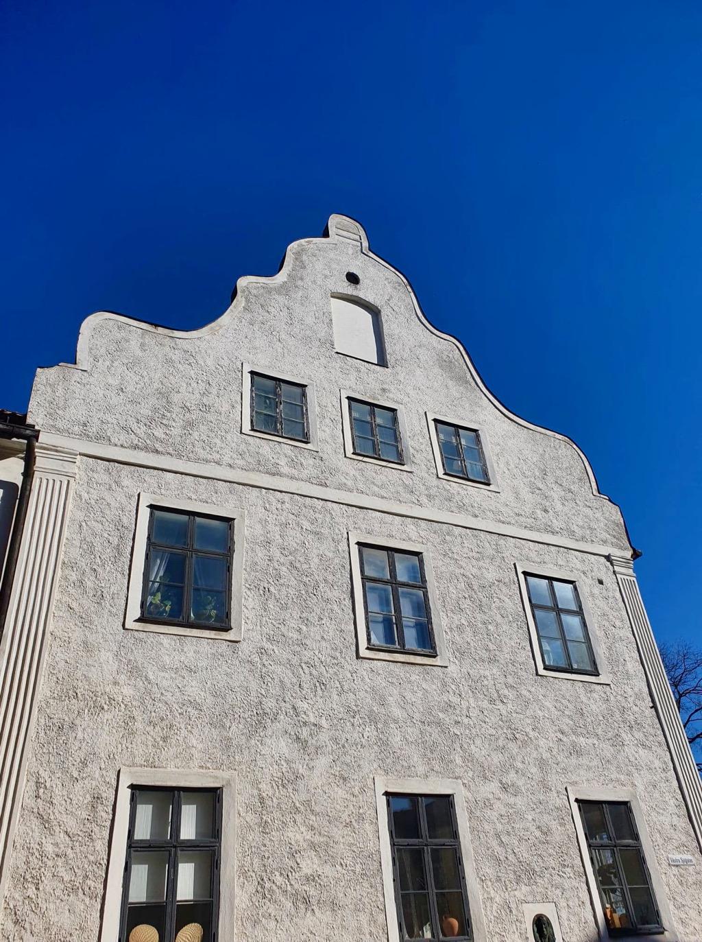 Gammalt hus i Kalmar