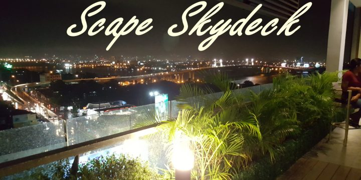 Scape Skydeck Restaurant