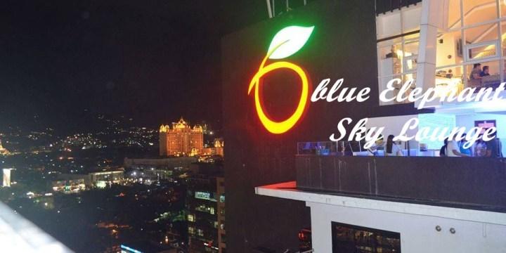 Blue Elephant Sky Lounge