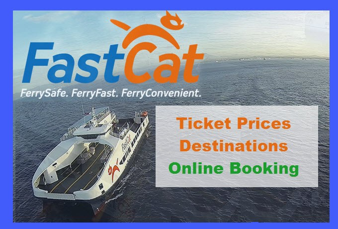 fastcat ticket prices online booking