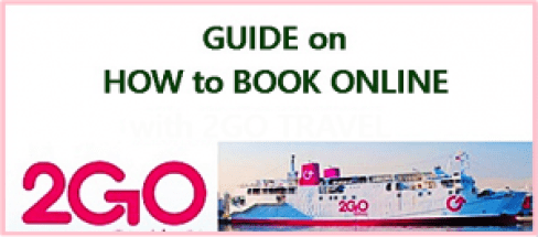 How to Book with 2Go Travel Superferry