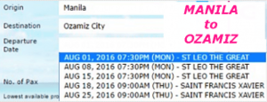 Manila_to_Ozamiz_August_2016_Schedule