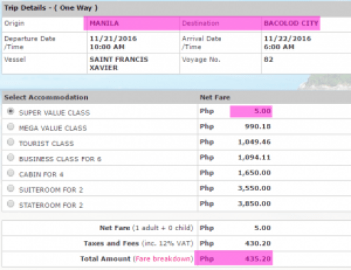 manila_to__bacolod_2go_promo_fare