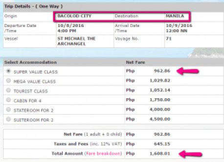 october_ticket_price_bacolod_to_manila