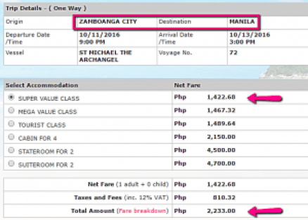 zamboanga_to_manila_fare_rate_october_2016