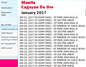 manila-to-cagayan-de-oro-january-2017-ship-schedule