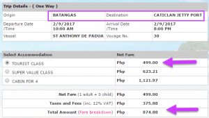 Batangas-to-Caticlan-2Go-Promo-Ticket-2017