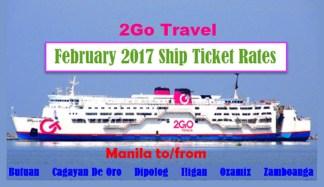 Superferry-February-2017-Ship-Ticket-Rate-Mindanao