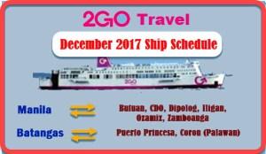 2Go-Travel-Trip-Schedule-Mindanao-and-Palawan-December-2017