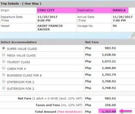 Cebu-to-Manila-Ticket-Price-November-2017
