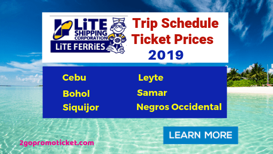 Lite-Ferries-Boat-Trips-Schedule-and-Ticket-Rates-2019