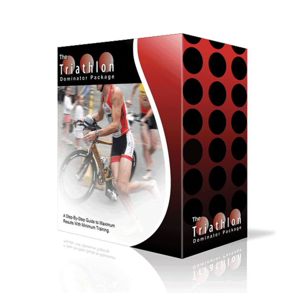 Triathlon Dominator Minimalist Triathlon Training Program E Book Ben Greenfield Fitness