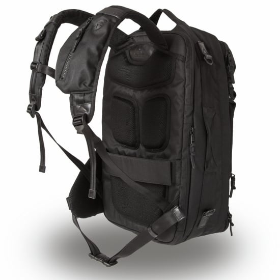 AS2OV 第二系列 – CORDURA DOBBY 305D 3WAY BAG ( L ) / 三用後背手提側背包 ( L size ) 11