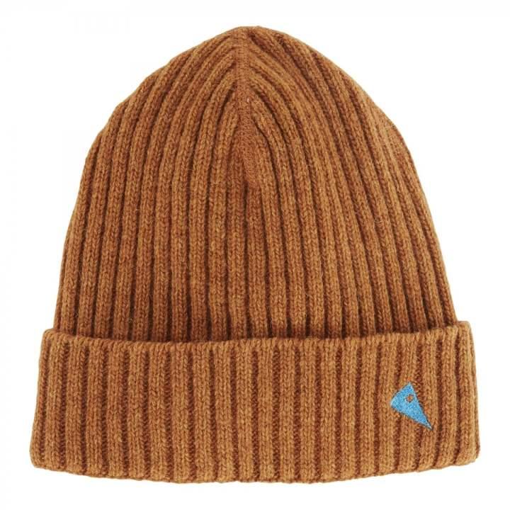 Klättermusen - Barre 小羊毛直條保暖帽 1