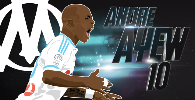Andre Ayew, le gladiateur