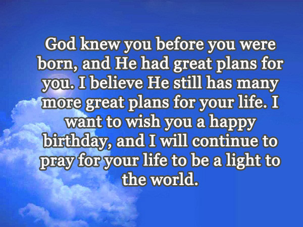 Christian Birthday Quotes Amp Wishes For Friends And Family 2HappyBirthday