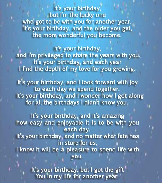 Happy Birthday Quotes For Boyfriend In Spanish: I Love My Mom Poems