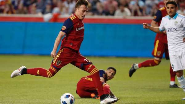 RSL's Midfielder Corey Baird on his Rookie of the Year ...