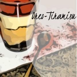 Oreo-Bananen-Tiramisu