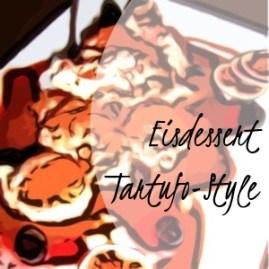 Eisdessert Tartufo-Style