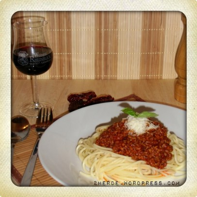 Spaghetti Bolognese neu 1a