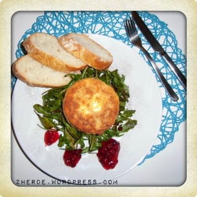 Mensa-Dienstag 1 Gebackener Camembert 2