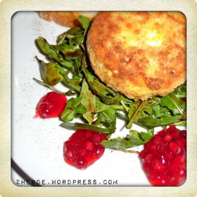 Mensa-Dienstag 1 Gebackener Camembert 4