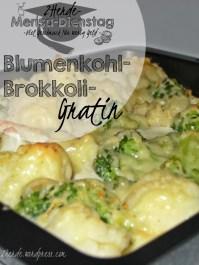 Blumenkohl-Brokkoli-Auflauf 1