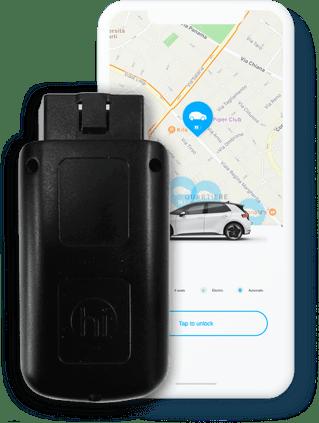 iPhone-Car-Sharing