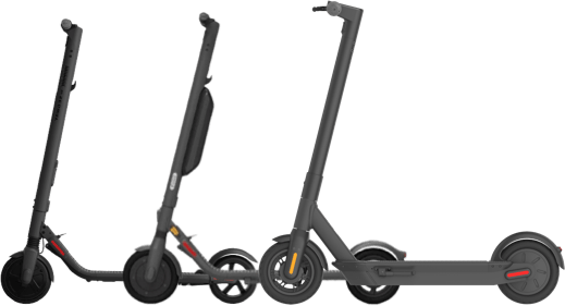 Segway-scooters-sharing