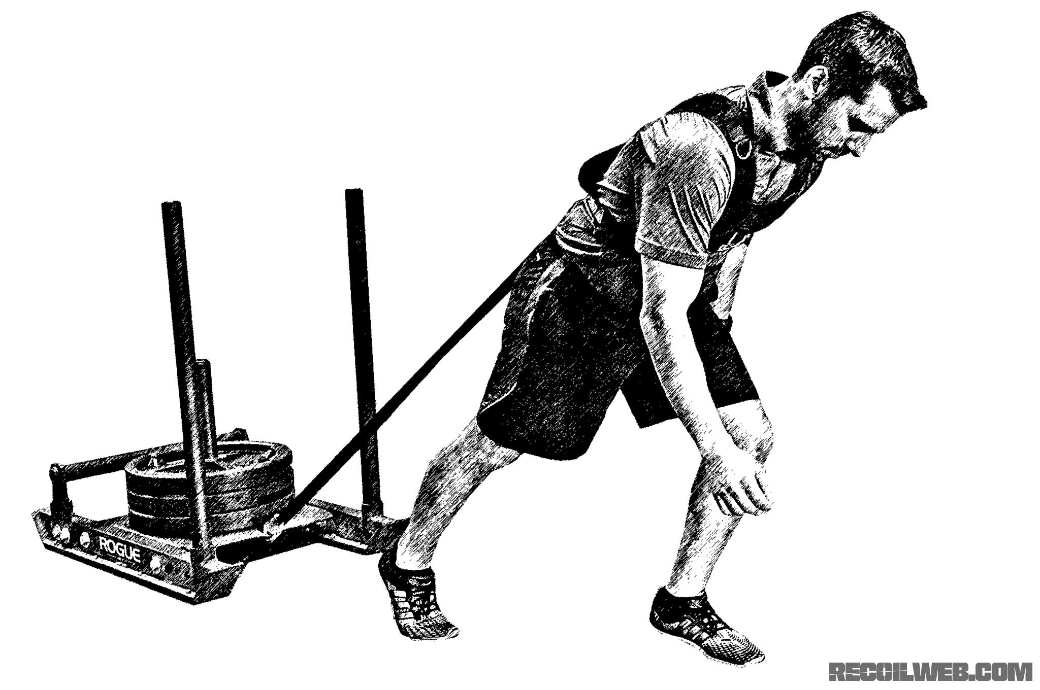 Strongman Training For The Average Joe
