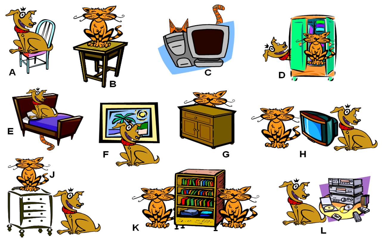 Information Of Prepositions