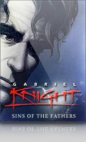 Gabriel Knight Box Cover