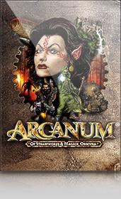 Arcanum Box Art