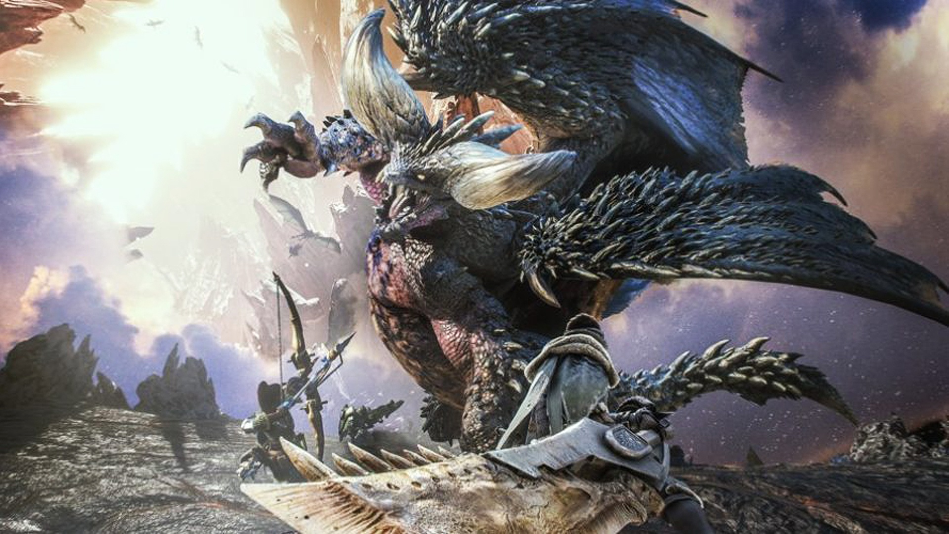 Monster Hunter World Im Test Grandioser Monster Grind GamePro